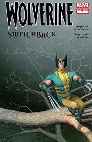 Wolverine: Switchback (2009) No.1