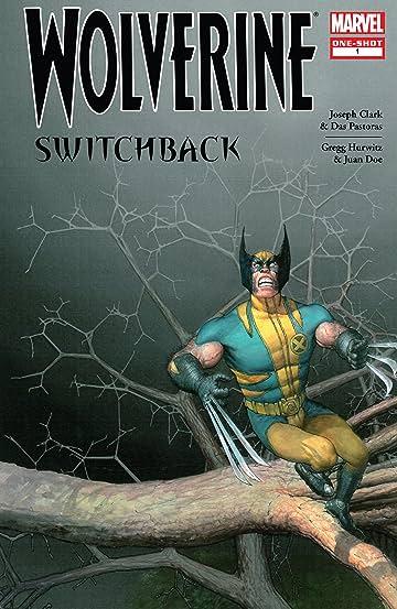 Wolverine: Switchback (2009) #1