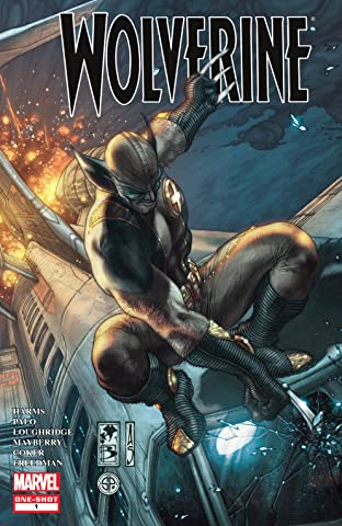 Wolverine: The Anniversary (2009) No.1