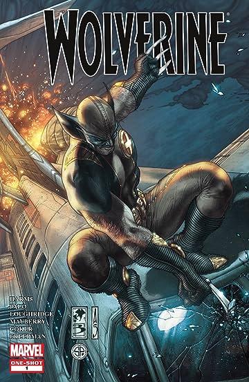 Wolverine: The Anniversary (2009) #1