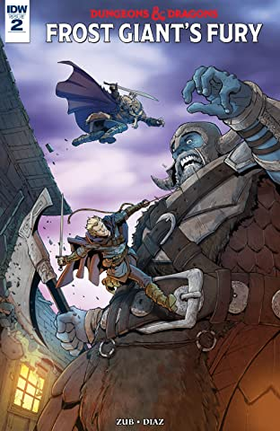 Dungeons & Dragons: Frost Giant's Fury No.2