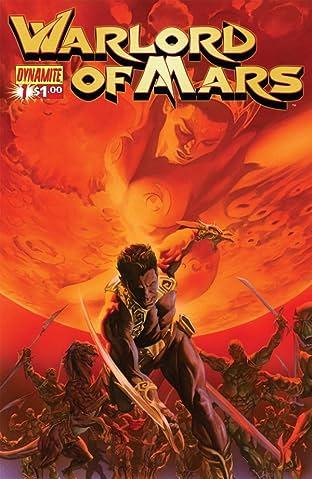 Warlord of Mars #1