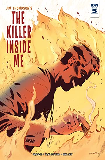 Jim Thompson's The Killer Inside Me #5 (of 5)