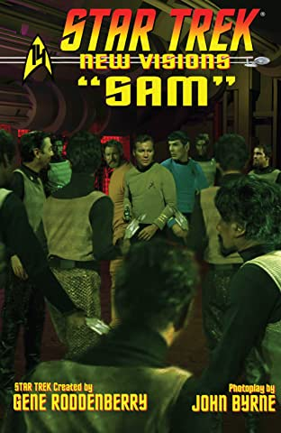 Star Trek: New Visions #14: Sam
