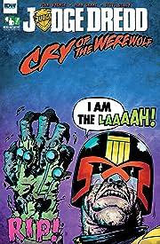Judge Dredd: Cry of the Werewolf