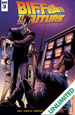 Back to the Future: Biff to the Future #3 (of 6)