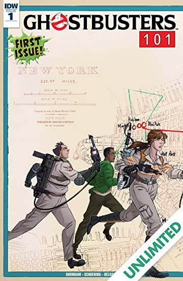 Ghostbusters 101 #1