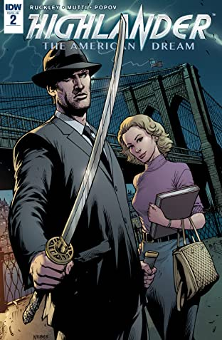 Highlander: The American Dream No.2