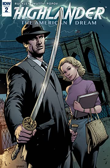 Highlander: The American Dream #2
