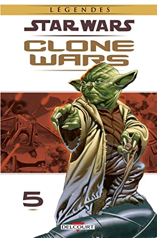 Star Wars - Clone Wars Tome 5: Les Meilleures Lames