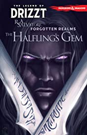 Dungeons & Dragons: The Legend of Drizzt Vol. 6: The Halfling's Gem