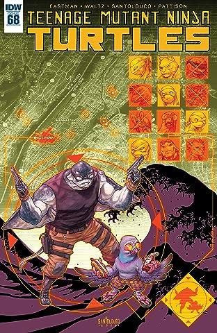 Teenage Mutant Ninja Turtles No.68