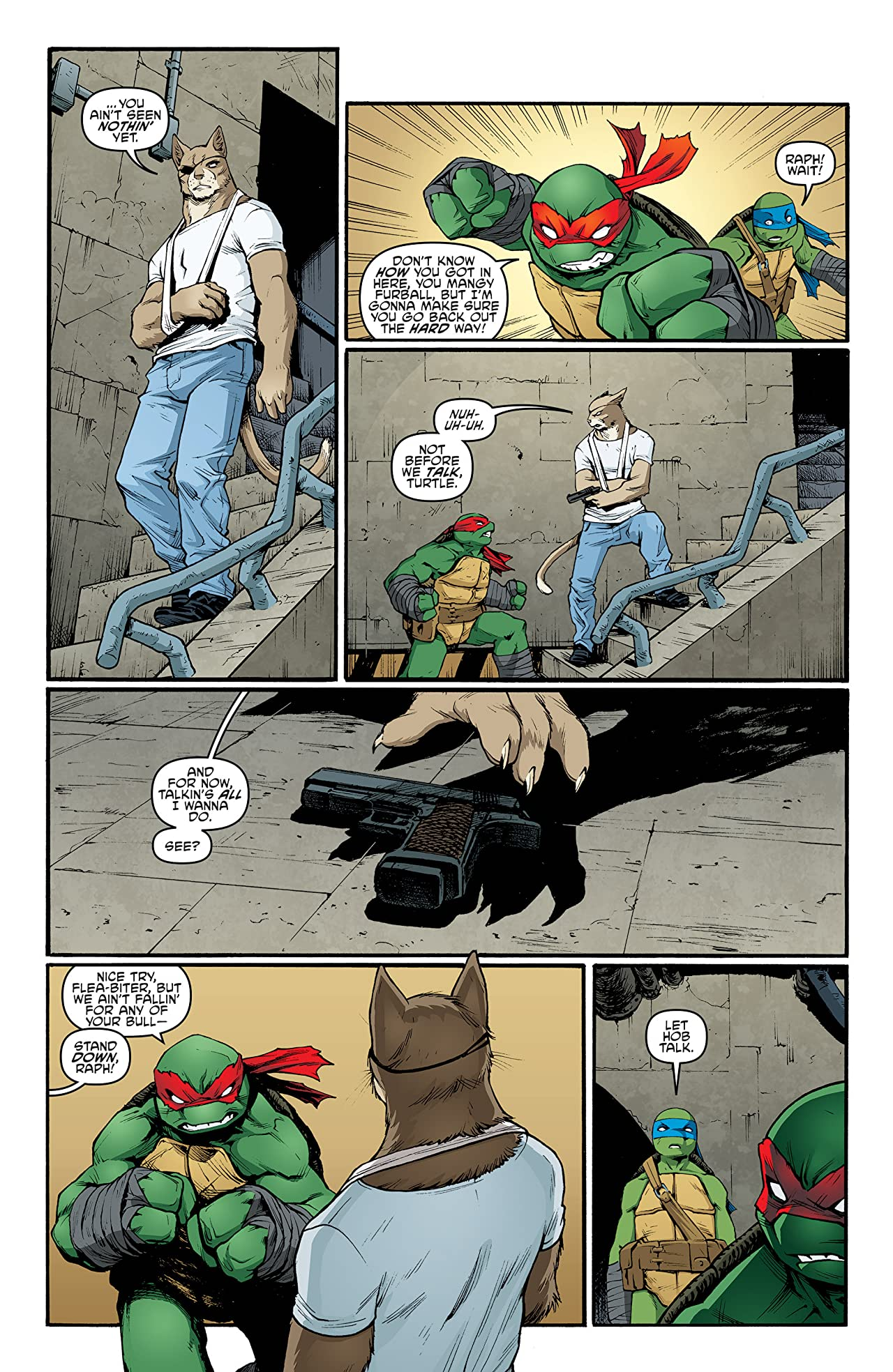 Teenage Mutant Ninja Turtles #68