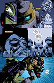 Teenage Mutant Ninja Turtles Universe #8
