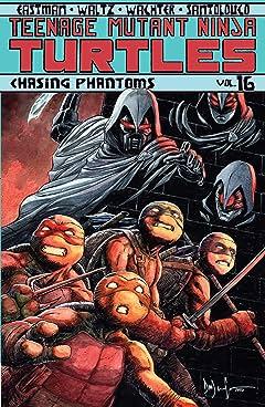 Teenage Mutant Ninja Turtles Tome 16: Chasing Phantoms