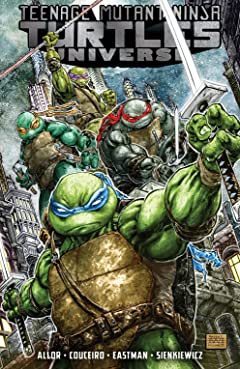 Teenage Mutant Ninja Turtles Universe Vol. 1