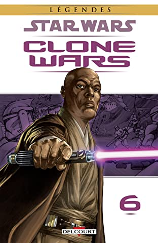Star Wars - Clone Wars Tome 6: Démonstration de force