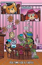 Teenage Mutant Ninja Turtles: Tea-Time for a Turtle