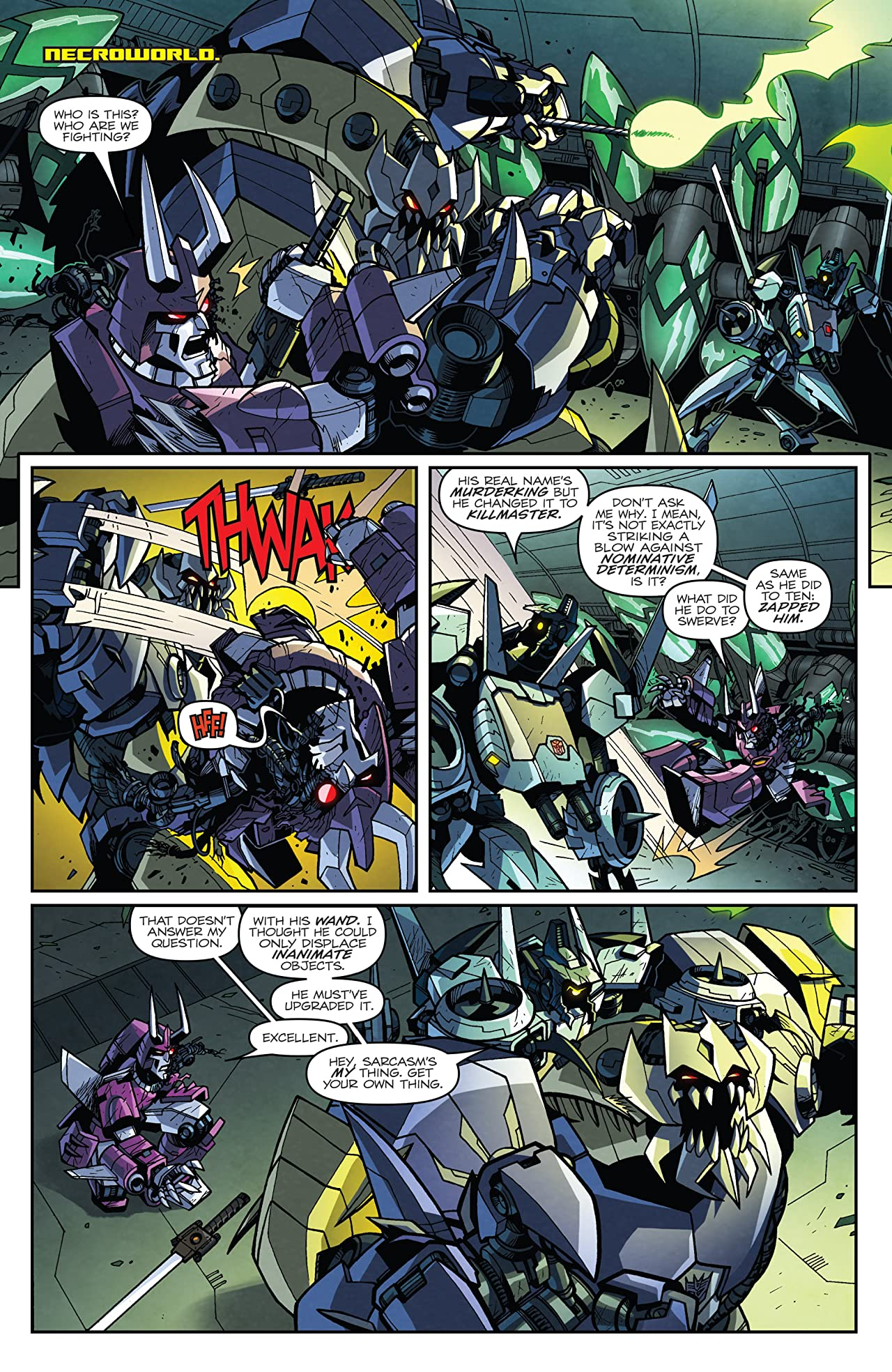 Transformers: Lost Light #4