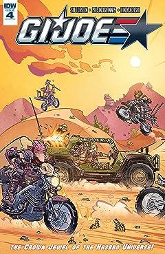 G.I. Joe (2016-) #4