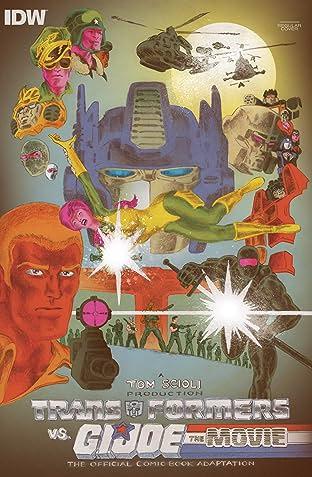 Transformers vs G.I. JOE: The Movie Adaptation