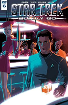 Star Trek: Boldly Go No.6