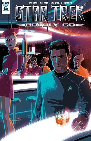 Star Trek: Boldly Go #6