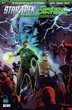 Star Trek/Green Lantern Vol. 2 #4