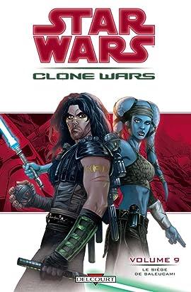 Star Wars - Clone Wars Vol. 9: Le Siège de Saleucami