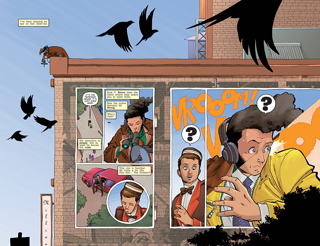 Dirk Gently: The Salmon Of Doubt #6