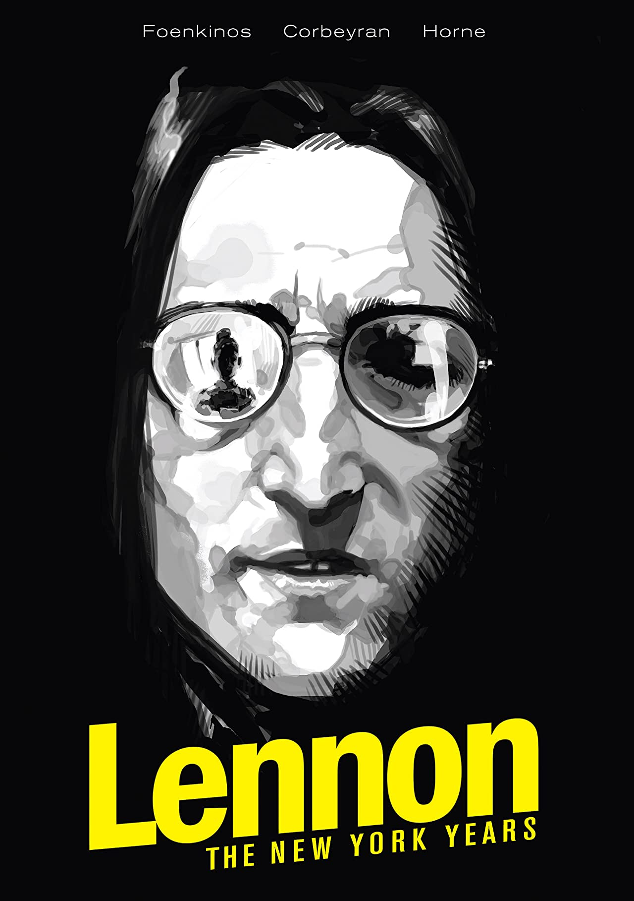 Lennon: The New York Years