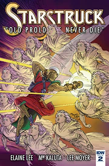 Starstruck: Old Proldiers Never Die #2 (of 6)