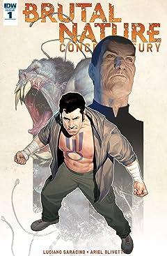 Brutal Nature: Concrete Fury #1 (of 5)