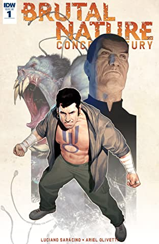 Brutal Nature: Concrete Fury No.1 (sur 5)