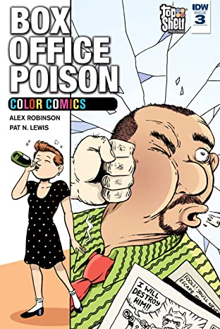 Box Office Poison Color Comics No.3