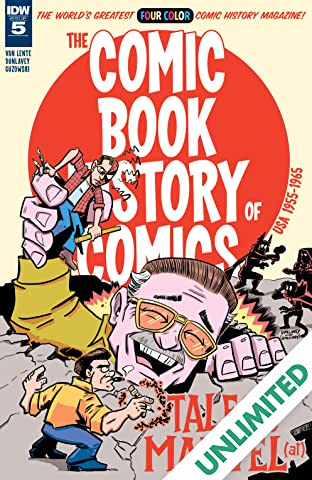 Comic Book History of Comics #5 (of 6)