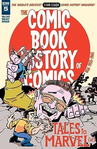 Comic Book History of Comics #5 (of 6)
