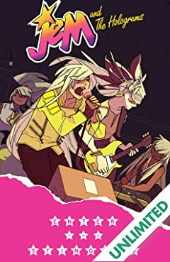 Jem and the Holograms Vol. 4: Enter The Stingers