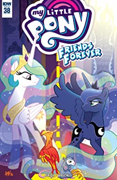 My Little Pony: Friends Forever #38