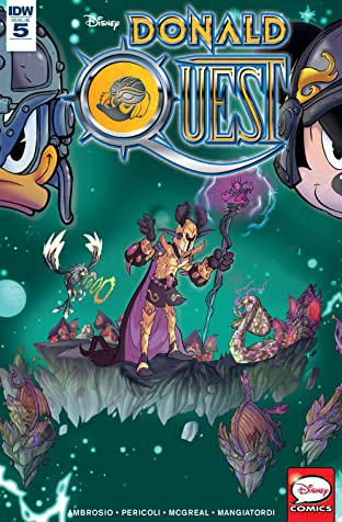 Donald Quest No.5 (sur 5)