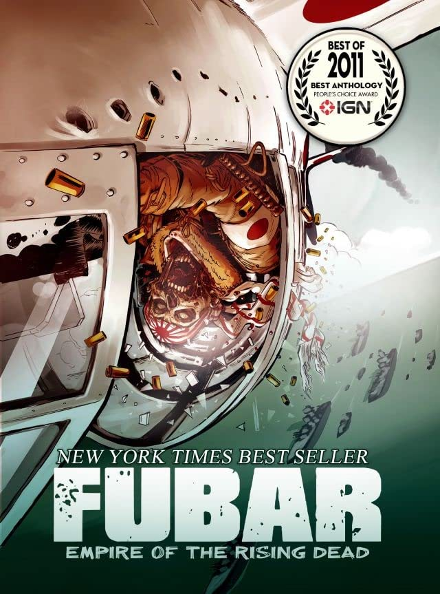 FUBAR Vol. 2: Empire of the Rising Dead