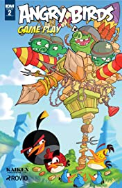 Angry Birds Comics: Game Play #2