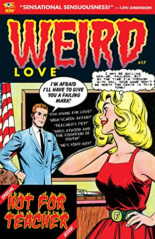 WEIRD Love No.17