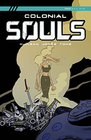Colonial Souls #2