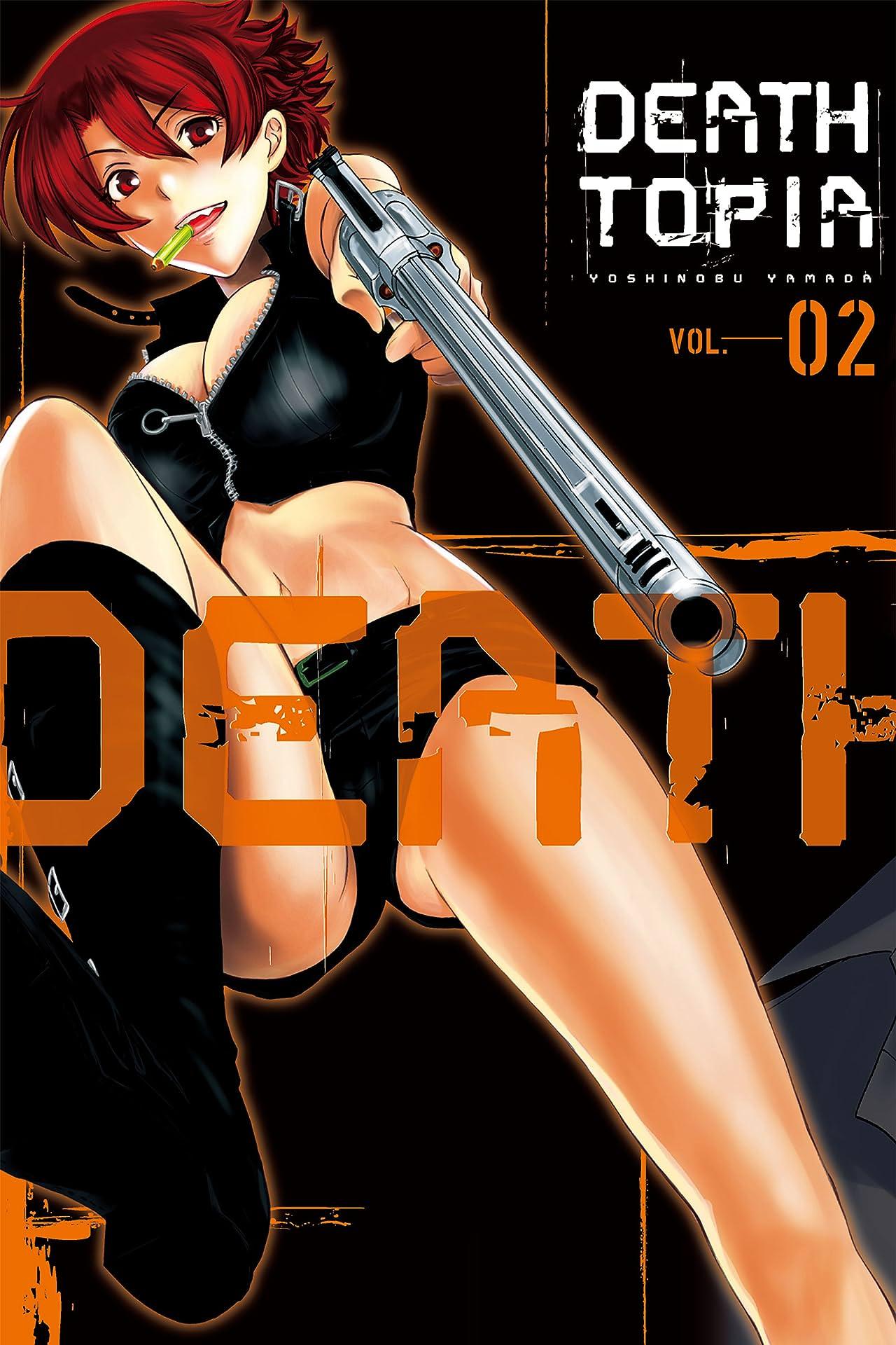 DEATHTOPIA Vol. 2