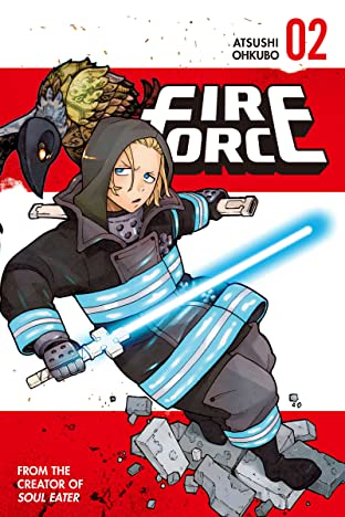 Fire Force Tome 2