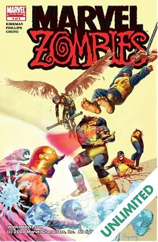 Marvel Zombies #4