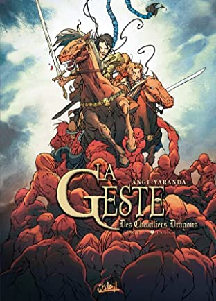 La Geste des Chevaliers Dragons Vol. 1: Jaïna
