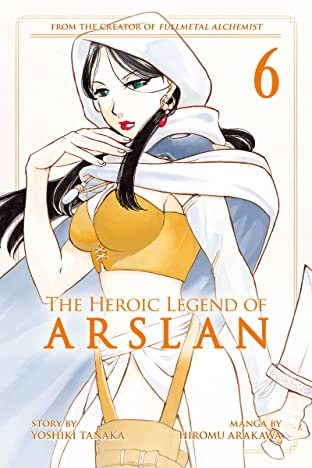 The Heroic Legend of Arslan Vol. 6