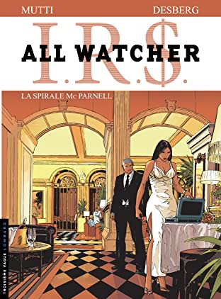All Watcher Vol. 4: La spirale Mc Parnell
